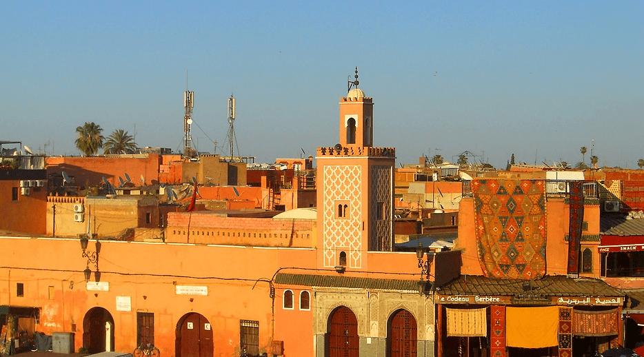 Familienurlaub nach Marrakesch planen