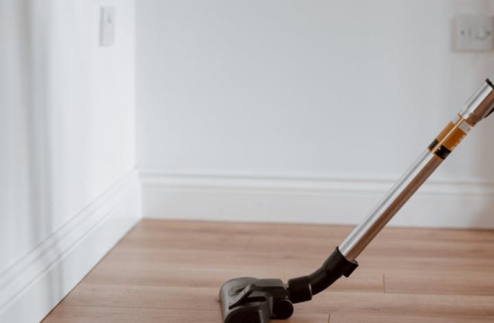 Praktische Reinigung für daheim mit komfortablen Sauger